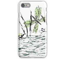 Life on the Pond iPhone Case/Skin