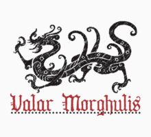 Valar Morghulis Dragon by Zehda