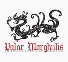 Valar Morghulis Dragon by Zehda