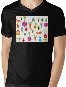 Kitchen Stories Mens V-Neck T-Shirt