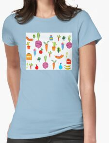 Kitchen Stories Womens Fitted T-Shirt