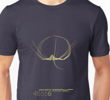 Radiata Series 001-46556 (gold) Unisex T-Shirt