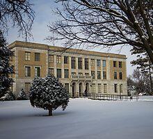 Edwards County, Kansas, Courthouse by oakleydo