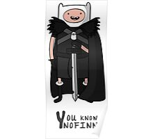 You know nofinn Poster