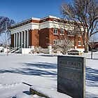 Meade County, Kansas, Courthouse by oakleydo