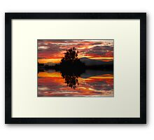 ©HCS Can't Stop Clouding You Framed Print
