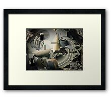The fools that are destroying Syria Framed Print