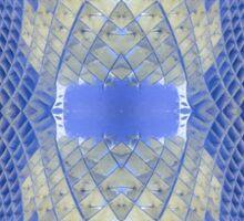 Metropol Parasol Duvet Cover Vertical II Sticker