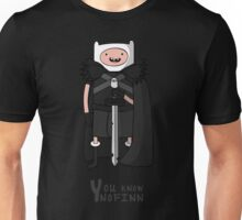 You know nofinn Unisex T-Shirt