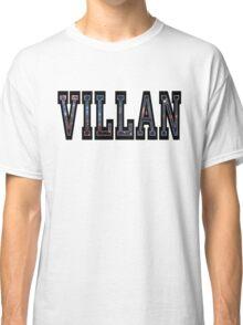 Space VILLAN Classic T-Shirt
