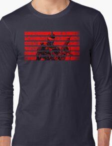 Snake Eyes Symbol Long Sleeve T-Shirt