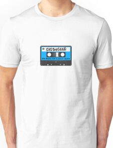 G4G - Tape Deck Unisex T-Shirt