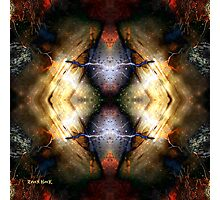As Above So Below Photographic Print