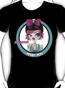 Princess Derby Doll T-Shirt