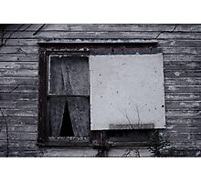 Decay 4 Photographic Print