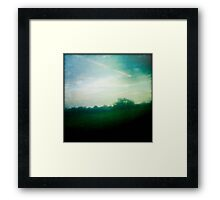 Melbourne drive by 07 Framed Print
