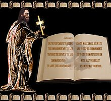 (✿◠‿◠) JOSHUA SCRIPTURE PICTURE (✿◠‿◠) by ✿✿ Bonita ✿✿ ђєℓℓσ