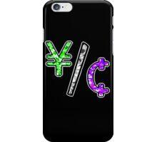 YEN & CENTS iPhone Case/Skin