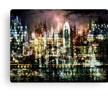 Night-Scape II Canvas Print