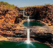 Mitchell Falls by Andrew Dickman