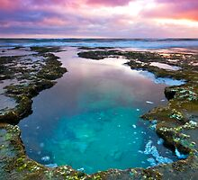 Rock Pool by Kyle Simpson Photography