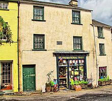 Ye olde Shoppie Hawkshead, Lake District by Simon Duckworth