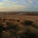 Old Hunstanton Vista by Ursula Rodgers