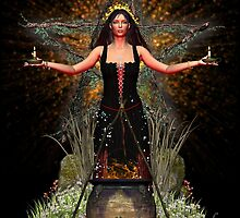 Spellweaver III by magicalartz