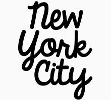 New York City Marker in Black T-Shirt