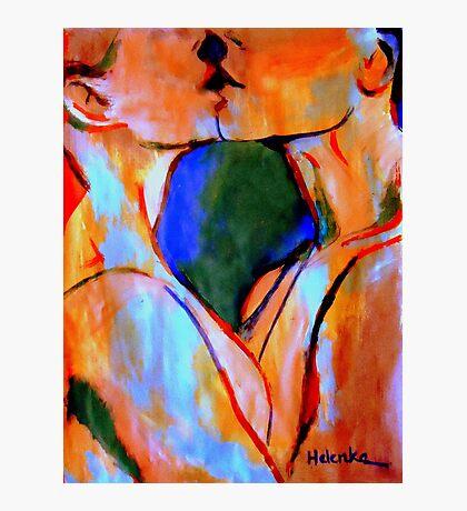 """Lovers"" Photographic Print"