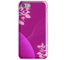 Springtime - cherry flowers iPhone Case/Skin