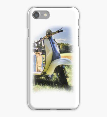 Lambretta Series 2 1960 iPhone Case/Skin