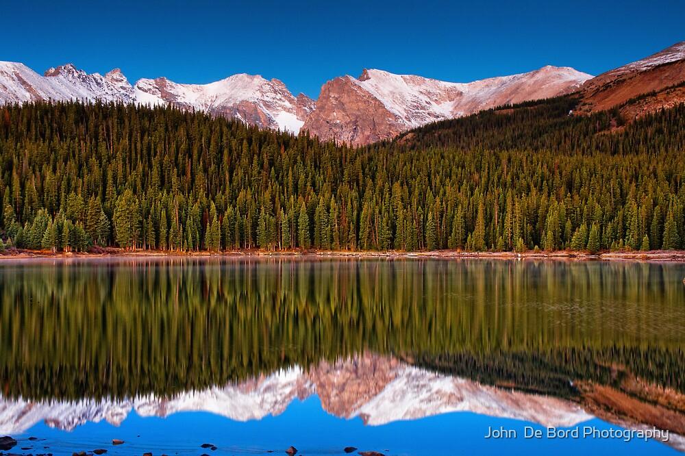 The Predawn Landscape by John  De Bord Photography