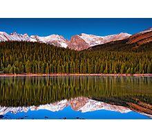 The Predawn Landscape Photographic Print