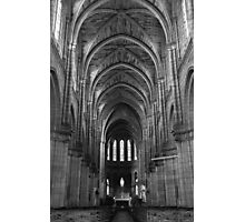 Bergerac Cathedral Interior Photographic Print
