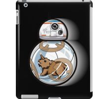 What makes BB-8 Work? iPad Case/Skin