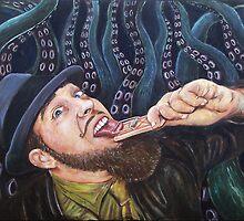 Professor Weird Beard by Jeremy Bratton