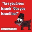 You Israeli hot! [White writing] by Smowens