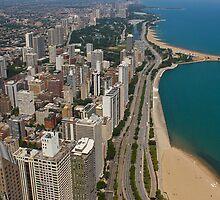 Chicago Beaches by EdPettitt