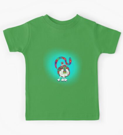 Armoured and extrelemy cute Kids Tee