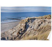Dune & Beach Poster