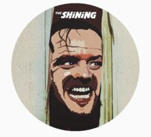 The Shining - Here's Johnny by Tim Willis
