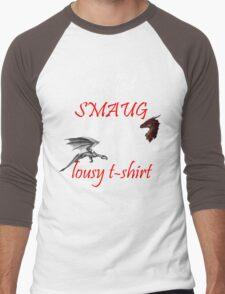 I killed Smaug... Men's Baseball ¾ T-Shirt