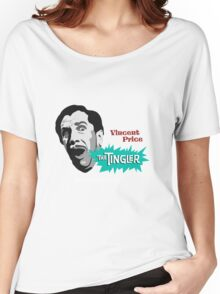 Vincent Price - The Tingler Women's Relaxed Fit T-Shirt