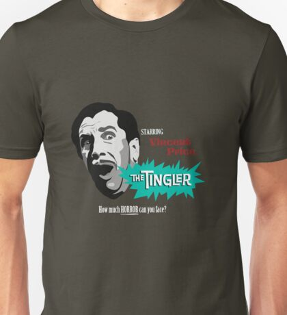 Vincent Price - The Tingler Unisex T-Shirt