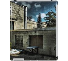 Ashes to Ashes iPad Case/Skin