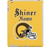 Shiner Rams 2 iPad Case/Skin