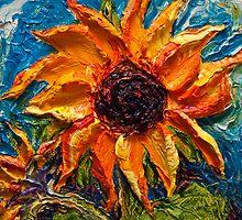 Sunflower II by OriginalbyParis