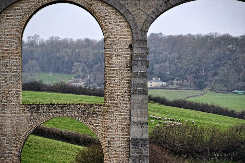 Through The Arched Windows by lynn carter