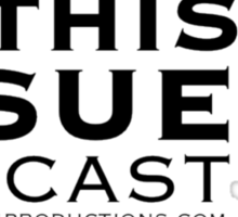In This Issue Logo Sticker